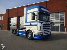 Scania R500 automatic retarder tractor unit
