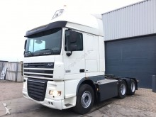 trattore DAF XF105.460 6x2 - 10 Tires - Manual - Airco