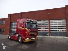 Scania R730 King off the Road tractor unit