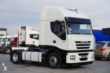 Iveco STRALIS / 500 / ECO / EEV / AUTOMAT tractor unit