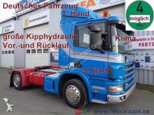Scania 94 D 230 gr. Kipphydraulik 1.Hand 3Sitzer Klima tractor unit