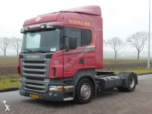 Scania R380 MANUAL tractor unit