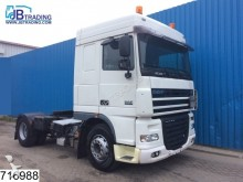 DAF XF 105 460 EURO 5, Airco, ADR, PTO tractor unit