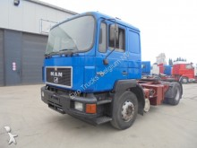 MAN 19.362 (6 CYLINDER / HYDRAULIC PUMP) tractor unit