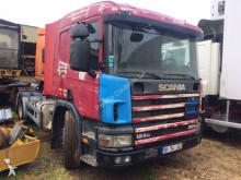 Scania 124G 360 tractor unit