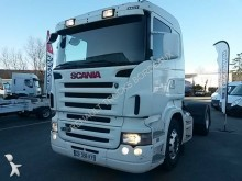 tracteur Scania R 124 LA 420