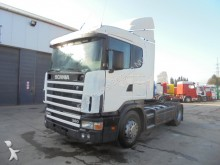 Scania 124 - 360 (RETARDER / PERFECT) tractor unit