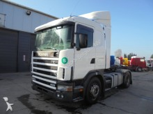 Scania 124 - 400 (PERFECT CONDITION) tractor unit