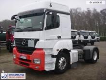 Mercedes Axor 1840 4x2 manual Euro 5 + PTO + ADR tractor unit