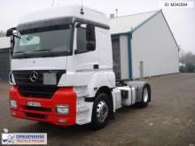 Mercedes Axor 1840 4x2 manual + PTO + ADR tractor unit