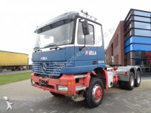 Mercedes Actros 3340 / 6x6 / Full Steel / Euro 2 tractor unit