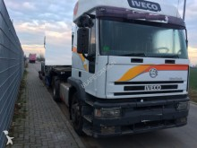 Iveco 440E42 EUROTECH Manual diesel pumpe tractor unit