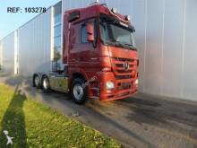 Mercedes ACTROS 2660 6X2 MEGA SPACE CAB RETARDER EURO 5 tractor unit