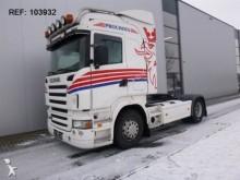 Scania R420 HIGHLINE RETARDER EURO 5 tractor unit