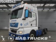 MAN TGX 26.480 XXL 6X2 Manual Liftachse Euro 4 tractor unit