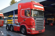 Scania R 500 / Manuel / etade / 6x2 / V8 tractor unit