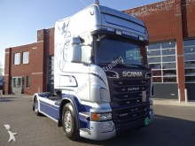 Scania R500 LA4x2MNA Optiecruse-Retarder PTO Kipperhydr tractor unit