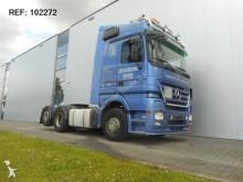 Mercedes ACTROS 2560 6X2 HYDRAULICS RETARDER EURO 4 tractor unit