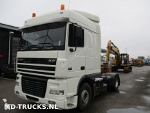DAF XF 430 manual tractor unit