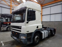 DAF CF85-430 SPACE CAB 6 X 2 TRACTOR UNIT - 2005 - PX55 CGG tractor unit
