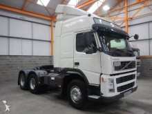 Volvo FM GLOBETROTTER 6 X 4 TRACTOR UNIT - 2008 - DX08 BNO tractor unit