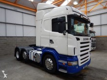 trattore Scania R420 HIGHLINE 6 X 2 TRACTOR UNIT - 2008 - PN08 PYX