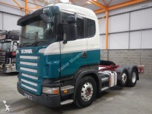 Scania R420 6 X 2 TRACTOR UNIT - 2007 - AY57 BWH tractor unit