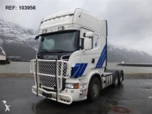 cabeza tractora Scania R560 - SOON EXPECTED - DOUBLE BOOGIE