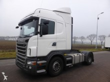 Scania G400 HL MANUAL 537 TKM tractor unit