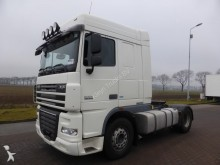 DAF XF 105.410 SPACECAB 458 TKM tractor unit