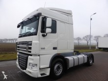DAF XF 105.460 SPACECAB 2X TANK tractor unit