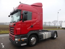 Scania R440 HL PTO HYDRAULICS tractor unit
