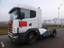 Scania R124.400 MANUAL, tractor unit