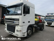 DAF XF 430 manual euro 2 tractor unit