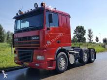 DAF XF 95.430 6x2 Euro 2 Kiphydraulic tractor unit