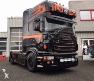 cabeza tractora Scania LA R500 R500 4X2 MNA CR 19 TOPLINE BCK & ORANG