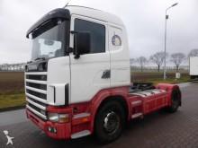 Scania R114.380 CR 19,RETARDER tractor unit