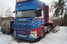 Scania R560 tractor unit