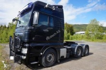 MAN TGX 33.680 BLS tractor unit