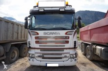 tracteur Scania R580