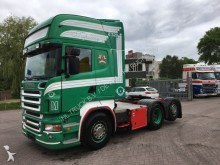 Scania R500 6x2 manual retarder tractor unit