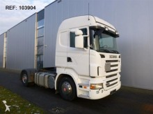 Scania R420 SLEEPCABINE EURO 4 tractor unit