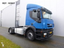 Iveco STRALIS AT440S33T/P EURO 5 EEV NL REGISTRATION tractor unit