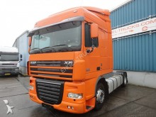 DAF FT XF105-410 SPACECAB (ZF16 MANUAL / EURO 5 / MX tractor unit