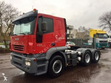 Iveco Stralis 430 6X4 manual 206.000KM tractor unit