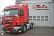 tracteur Scania G 440 6X2/4 - EURO 6 - 328 TKM!!