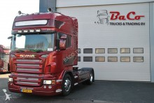 Scania R 480 TL - MANUAL - ETADE - AD tractor unit