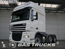 DAF XF 105.460 SSC 6X2 Manual Lift+Lenkachse Euro 5 tractor unit