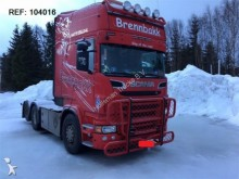 tracteur Scania R560 - SOON EXPECTED - SINGLE BOOGIE