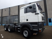 MAN TGA 33.480 + 6X4 + Manual tractor unit